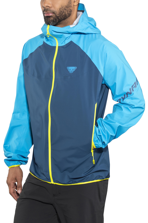 0dea4d9dec0 Dynafit TLT 3L Jacket Men blue at Addnature.co.uk